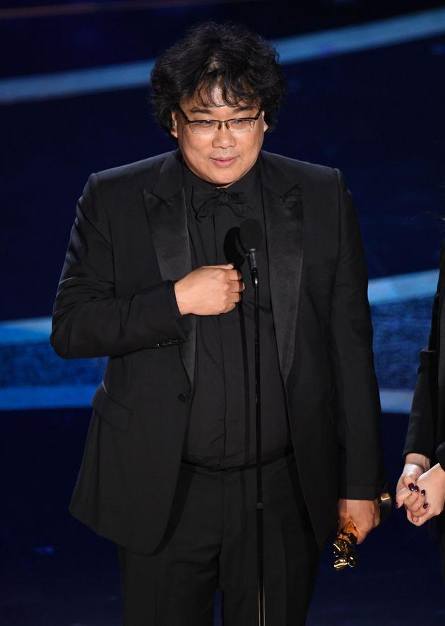 Ο Μπονγκ Τζουν-χο κέρδισε...