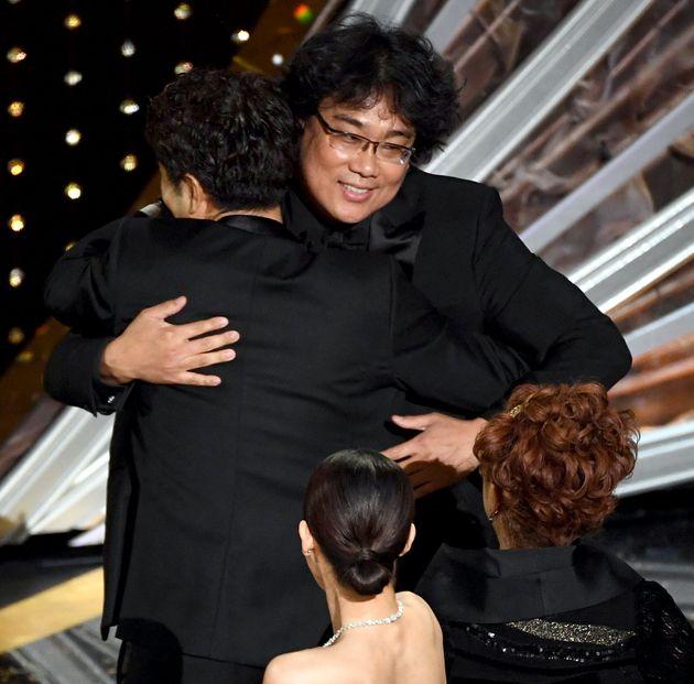 【アカデミー賞】作品賞は『パラサイト 半地下の家族』 韓国語映画、アジア映画として史上初の快挙