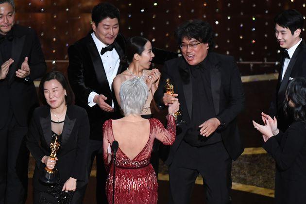 Oscar a Parasite. Joaquin Phoenix e Renée Zellweger migliori