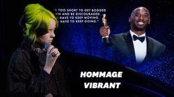 Aux Oscars, Billie Eilish chante