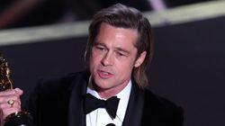 Brad Pitt a bien fait rire les Oscars avec cette blague sur Donald