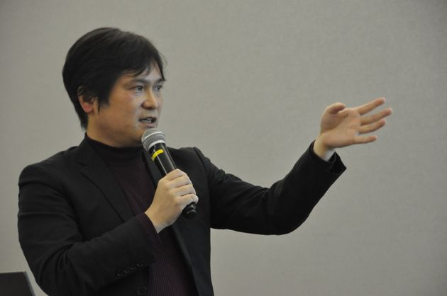 大阪大学非常勤講師の井出草平さん