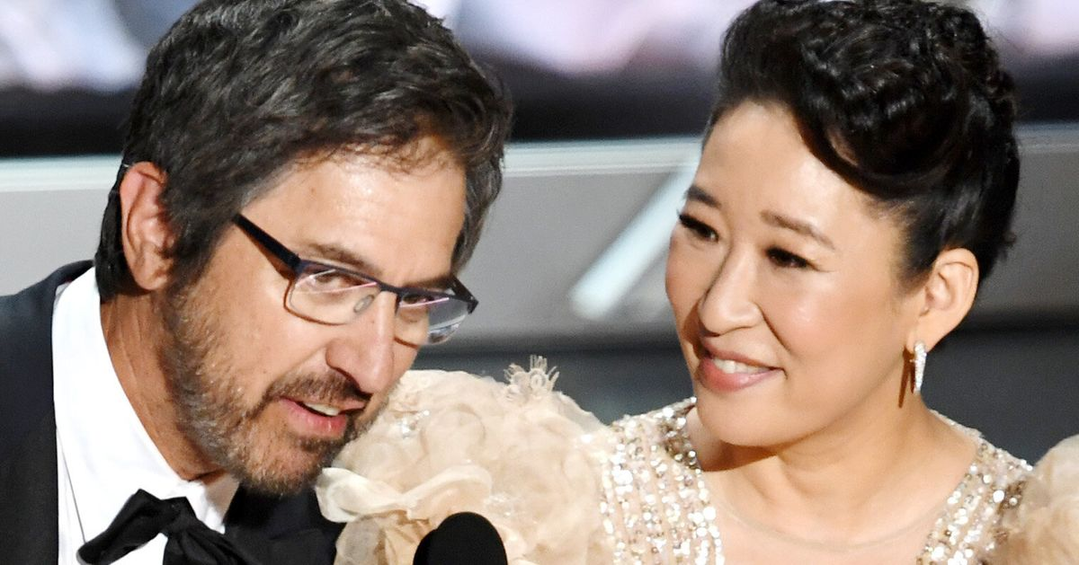 What Ray Romano Really Said During His Bleeped-Out Oscars Presentation