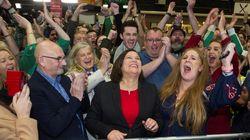 El Sinn Féin hace historia y gana las elecciones en