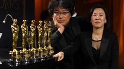 '기생충' 작품상 수상 후 일본 포털서 진행 중인 설문조사