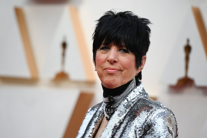 US songwriter Diane Warren.