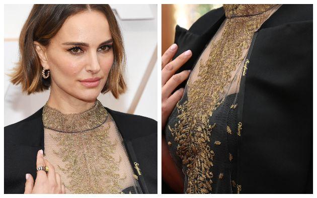 Natalie Portman agli Oscar