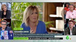 Susanna Griso, a una figura política en 'Liarla Pardo':
