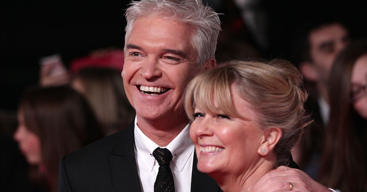 Phillip Schofield's Wife Steph Says She Still Loves Him As She Supports 'Brave Step' To Come Out
