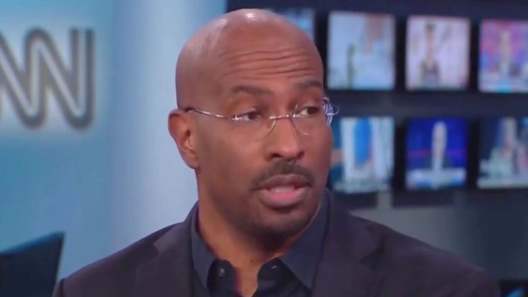 Van Jones Has A Stark Warning For Democrats Regarding Black Voters