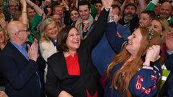 Après un vote historique en Irlande, le Sinn Fein rêve désormais au
