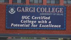Gargi College Students Protest Against Sexual Assault, Police Launches