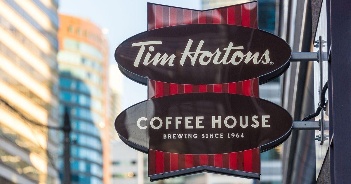 ティム・ホートンズの売上高は2019年末に予想外に大幅に減少