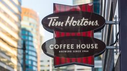 Tim Hortons Sales See Unexpectedly Large