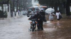 São Paulo vive dia de caos após temporal causar alagamentos e