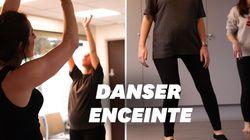 Pour soulager les maux de la grossesse, la danse prénatale comme