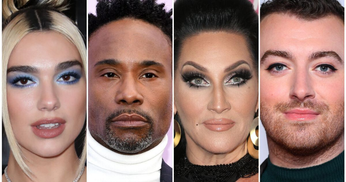 Sam Smith, Dua Lipa, Michelle Visage, Strictly And Billy Porter Are All Up For A British LGBT Award