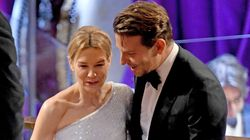 Exes-You-Forgot-Dated Bradley Cooper And Renée Zellweger Reunite At
