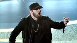 Le message derrière la prestation surprise d'Eminem aux