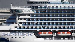 Coronavirus: 4 Français à bord du paquebot Diamond Princess en quarantaine au large du