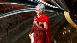 El potente mensaje de Jane Fonda al mundo: lo ves todo en esta