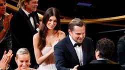Leonardo DiCaprio et Camila Morrone s'affichent en couple aux