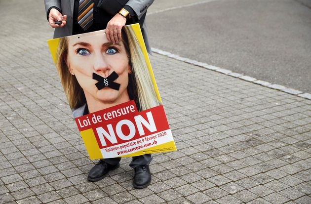 Com resultado de referendo, Suíça se junta a países europeus que criminalizam a