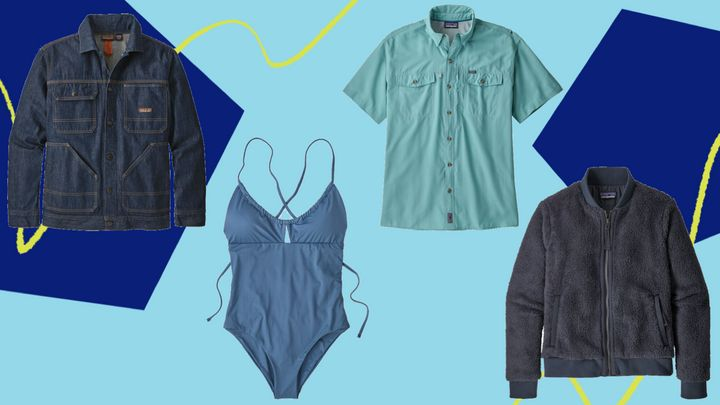 And if your closet needs a refresh for the warmer months ahead, you'll find a lot of spring staples hiding in Patagonia's sale.