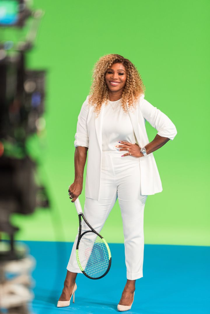 Serena Williams returned to tennis after she and her husband, Reddit co-founder Alexis Ohanian, welcomed baby girl Alexis in