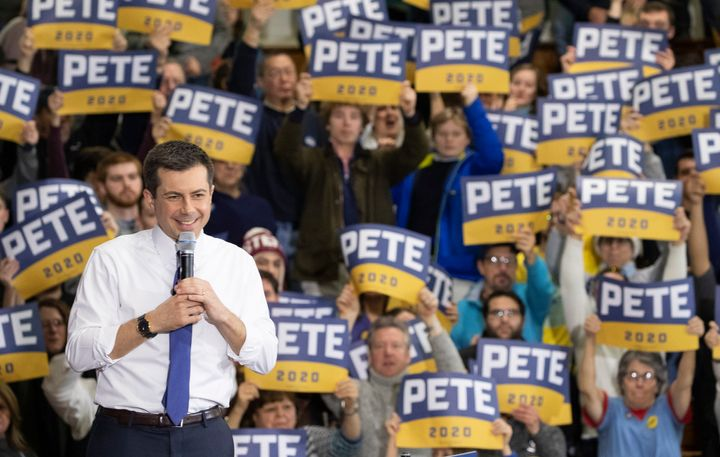 Former South Bend, Indiana, Mayor Pete Buttigieg came out with the most delegates in Iowa and has been seeing a boost of atte
