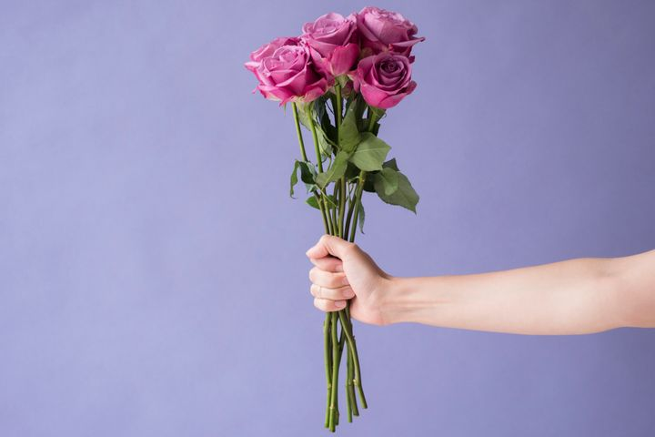 Sorry, but roses are actually pretty bad for the environment this time of year.