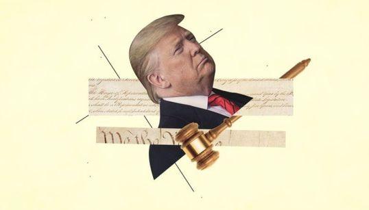 Acquitté par un système défaillant, Trump est serein face aux primaires