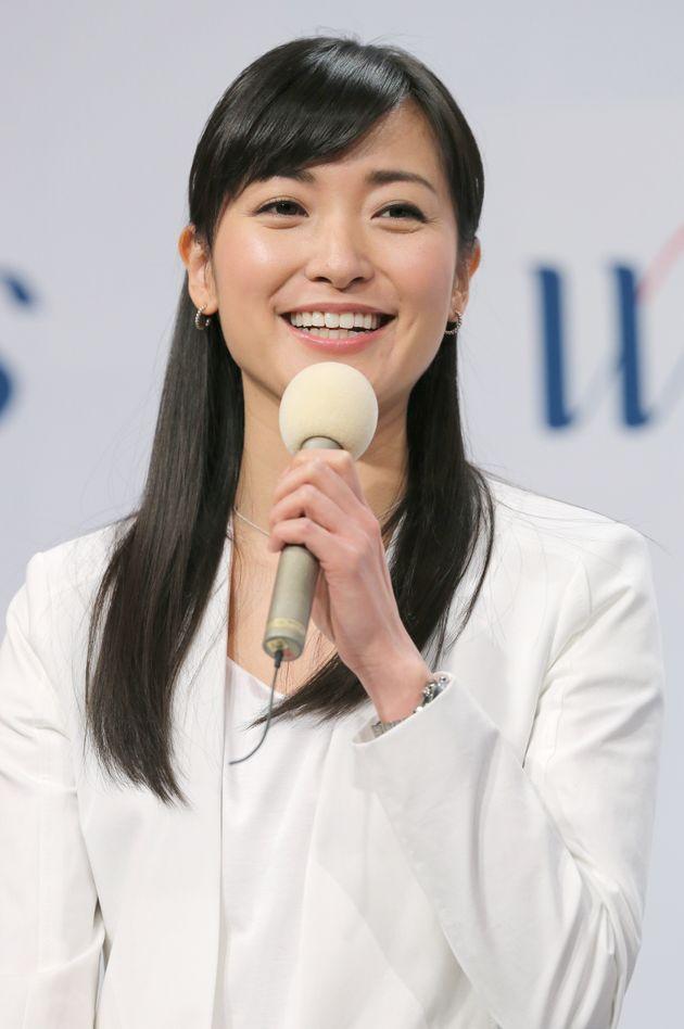 テレビ東京系の経済ニュース「ワールドビジネスサテライト(WBS)」のメーンキャスターの大江麻理子さん