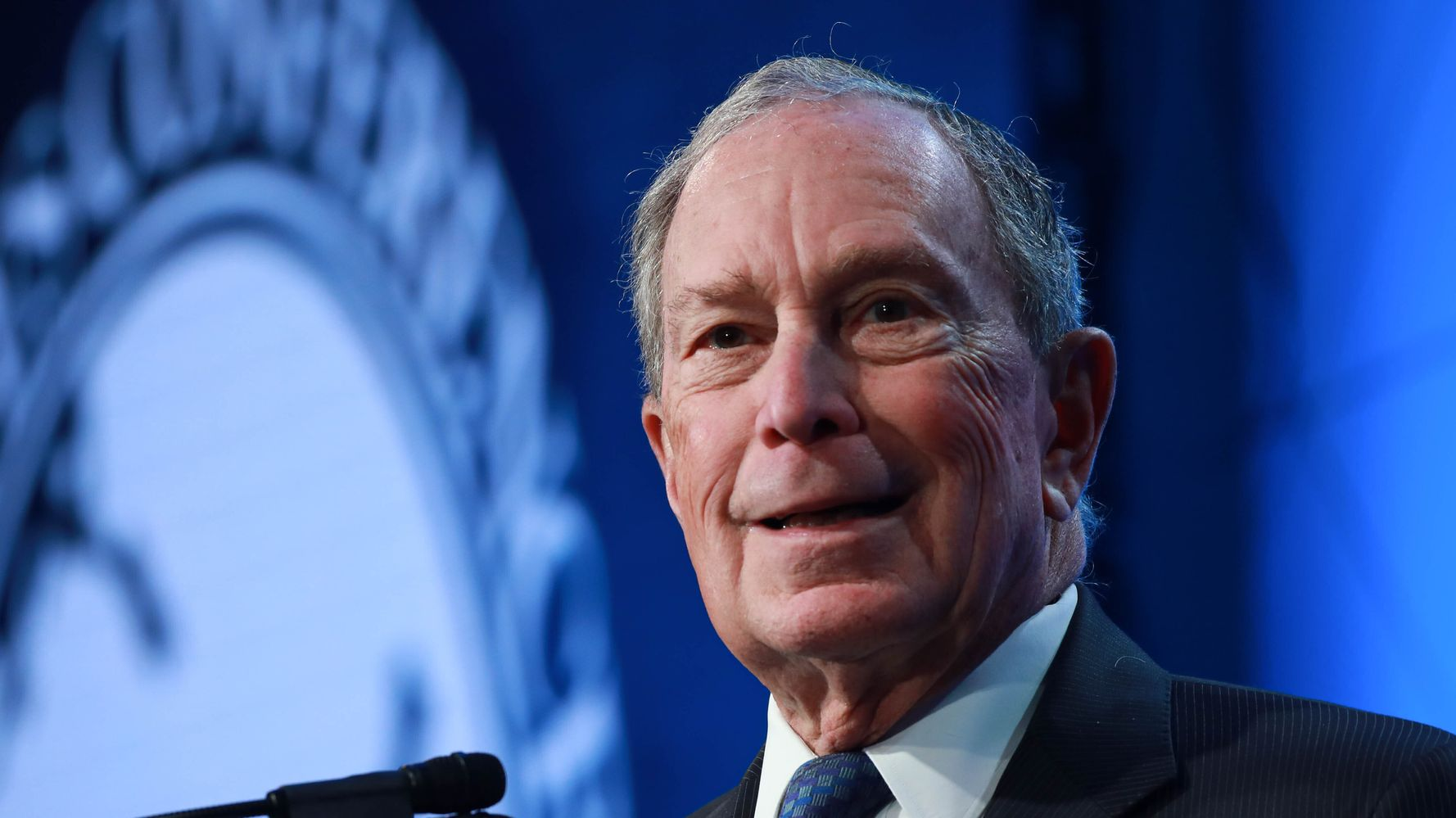 Westlake Legal Group 5e423d99250000550033d5fd Bloomberg Wins Both Democratic And Republican Vote In America's Weirdest Primary