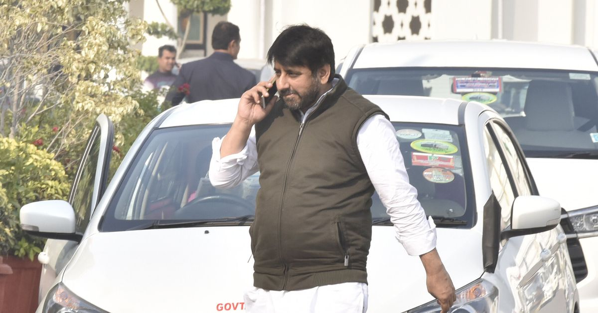 Okhla Result: BJP's Braham Singh Ahead Of AAP's Amanatullah Khan In Shaheen Bagh Seat
