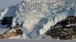 南極で18.3度観測、過去最高気温か 氷が解けて海面上昇の恐れも