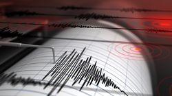 Σεισμός 4,7 Ρίχτερ στα ανοιχτά της