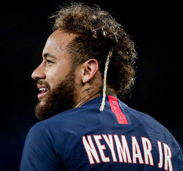 Fin 2019, Neymar s'était affiché avec un style moins soigné qu'à son