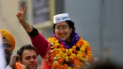 Delhi Results: AAP's Atishi Thanks Voters For Her Win In