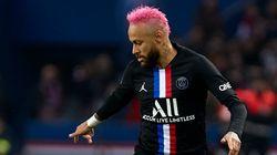Neymar ne ressemble plus à