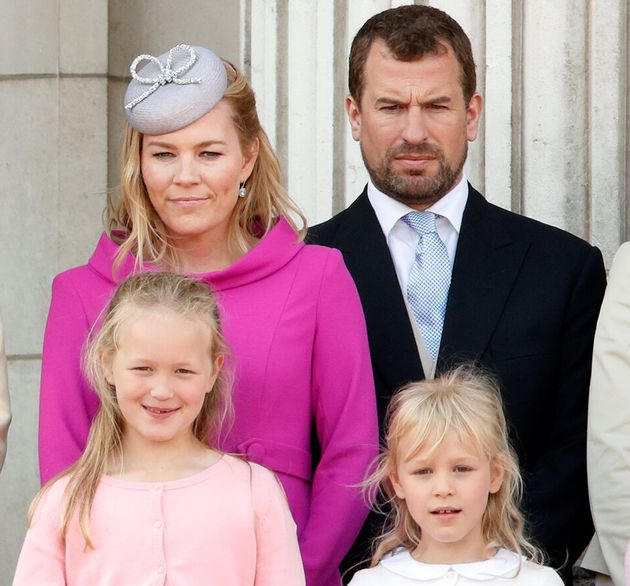Queens Grandson, Peter Phillips, And Wife Autumn Announce Divorce