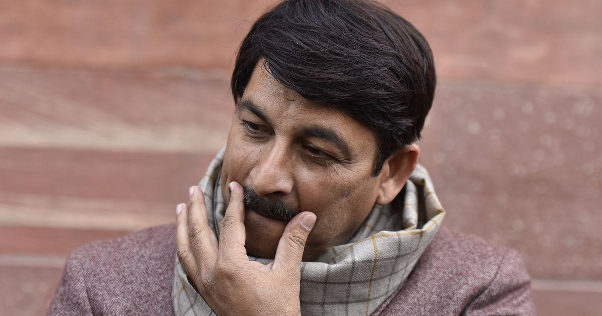 Manoj Tiwari Says 'Thank You, Delhi Voters' After BJP Misses His 55-Seat Prediction