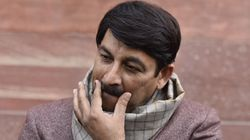 Manoj Tiwari Says 'Thank You, Delhi Voters' After BJP Misses His 55-Seat