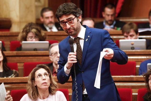 Jordi Puignerò, en el