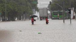 Após dia de caos, São Paulo amanhece com chuva fraca e marginais reabertas para