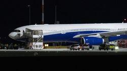 Le 2e avion canadien parti de Wuhan est arrivé à