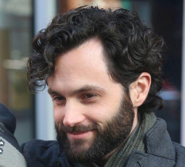 Penn Badgley, acteur dans la série Gossip Girl et plus récemment dans la série