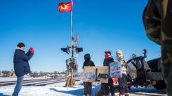 Les opposants au gazoduc Coastal GasLink reçoivent des appuis partout au