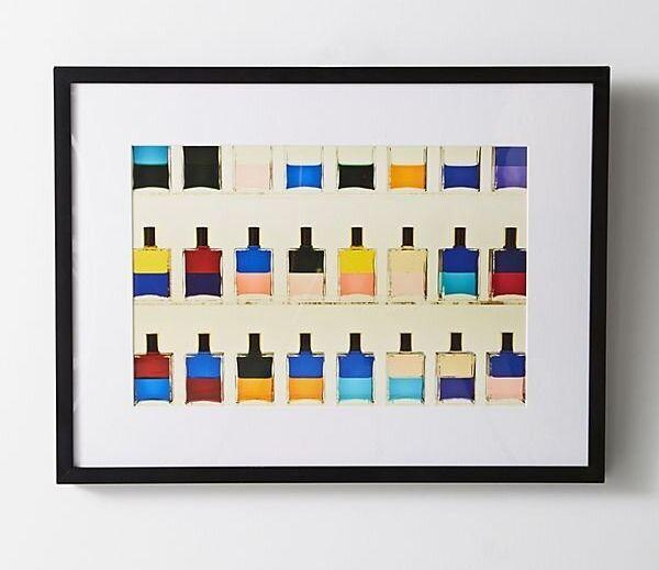 Perfumes Wall Art, Anthropologie