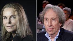 Camille Laurens et Pascal Bruckner nouveaux jurés du